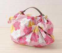 【りんごのひろば・予告】濱文様 風呂敷でバッグを作ろう!