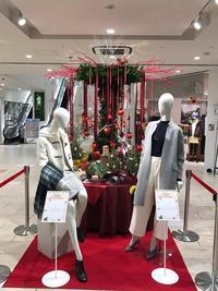 クリスマス・ファッションコーディネイトはMIDORIで♪