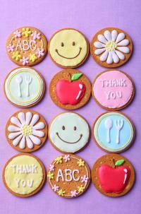 【りんごのひろば・予告】デコクッキー体験♪ ~ABCクッキングスタジオ~