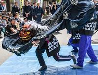 第1回ながの獅子舞フェスティバル写真コンテスト入賞作品展