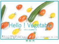 【りんごのひろば】野菜の日(8月31日)記念、これが信州の野菜!パネル展