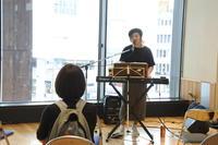 【りんごのひろば・予告】駅ウエ音楽会 Yamyの弾き語りミニコンサート 信濃の国スペシャル!