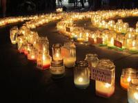 クリスマスイベント② 【ライトダウンながの実行委員会】ライトダウンキャンペーン