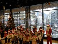 クリスマスイベント④ カワイ音楽教室 クリスマスコンサート