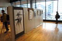 【りんごのひろば】長野県カルチャーセンター「動書展」