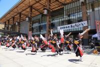 【りんごのひろば】長野市 NAGANO善光寺よさこい写真コンテスト&ながの獅子舞フェスティバル写真コンテスト合同展示会