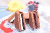 8/28本日のおすすめは、期間限定『チョコレートサンド』