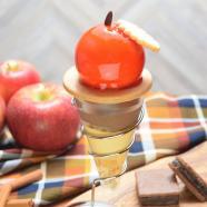 まるごと信州りんごパフェ