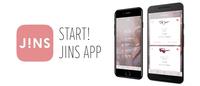 今よりも便利にお得にメガネが買える!JINSオリジナルアプリが登場