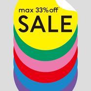 MAX33%OFF!JINSのWINTER SALE実施中!