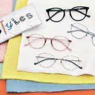 さぁ、どんなわたしになろう。好きな「わたし」から選ぶメガネ