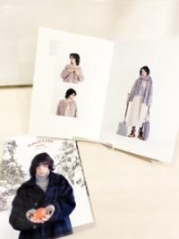 Samansa Mos2 winterカタログ