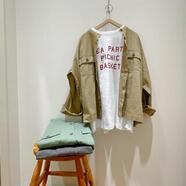 SM2 シャツジャケット