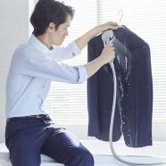 Shower Clean 業界初! シャワーで洗えるスーツ