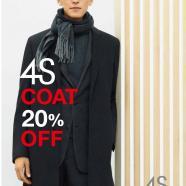 松本市でコート選びならスーツセレクトミドリ松本