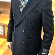 スーツセレクトミドリ松本【ジャケパンコーデ】