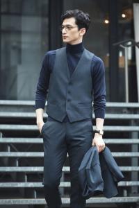 ハイテク素材スーツならスーツセレクトミドリ松本