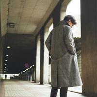 スーツセレクトミドリ松本【ビッグシルエットコート】