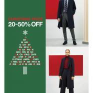 お得なクリスマスキャンペーンならスーツセレクトミドリ松本