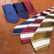 お洒落なネクタイ選びならスーツセレクトミドリ松本