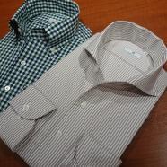 松本市でお洒落なワイシャツならスーツセレクトミドリ松本
