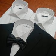 冠婚葬祭、白シャツならスーツセレクトミドリ松本