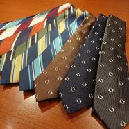 オシャレなネクタイ買うならスーツセレクトミドリ松本