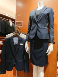 松本でレディーススーツならスーツセレクトミドリ松本