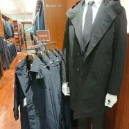 フーテッドコートならスーツセレクトミドリ松本