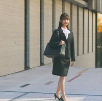 入学式レディーススーツならスーツセレクトMIDORI松本