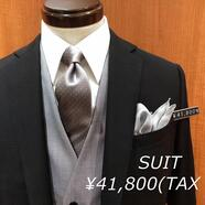 冠婚葬祭使えるフォーマルスーツならスーツセレクトミドリ松本