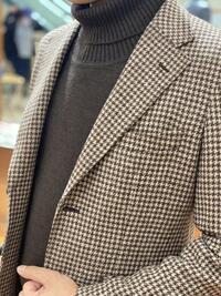 ブラウンジャケットならスーツセレクトミドリ松本