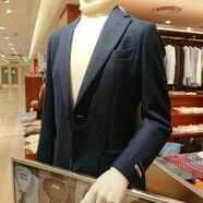 ネイビージャケットならスーツセレクトミドリ松本