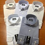 松本周辺でワイシャツ買うならスーツセレクトミドリ松本
