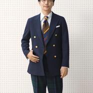 松本でオーダージャケットならスーツセレクトミドリ松本