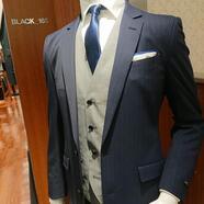 松本で細身のスーツならスーツセレクトミドリ松本