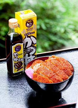 ソースかつ丼 明治亭