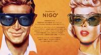 NIGO(R)監修のサングラスブランド「JINS&SUN」が誕生!