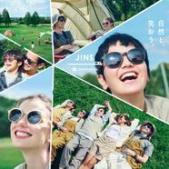 「JINS×Snow Peak」のサングラスが発売!