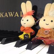 5階カワイ音楽教室です