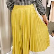 トレンド♡プリーツスカート