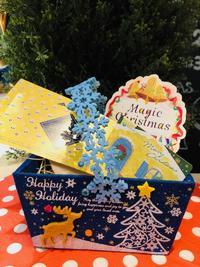 大好評のクリスマス限定プリペイドカード♪