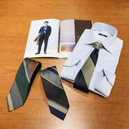 長野でネクタイを探すなら、スーツセレクトミドリ長野!