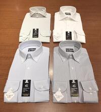 ワイシャツを探すなら、スーツセレクトミドリ長野!
