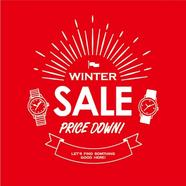 【WINTER SALE】開催中!