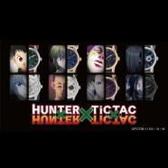 ファン待望の【HUNTER×HUNTER×TiCTACコラボレーションウォッチ】発売!