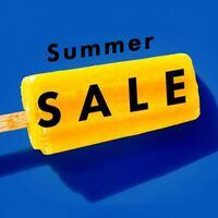 【SUMMER SALE】ラッキーアイテムがみつかる!夏セール開催!